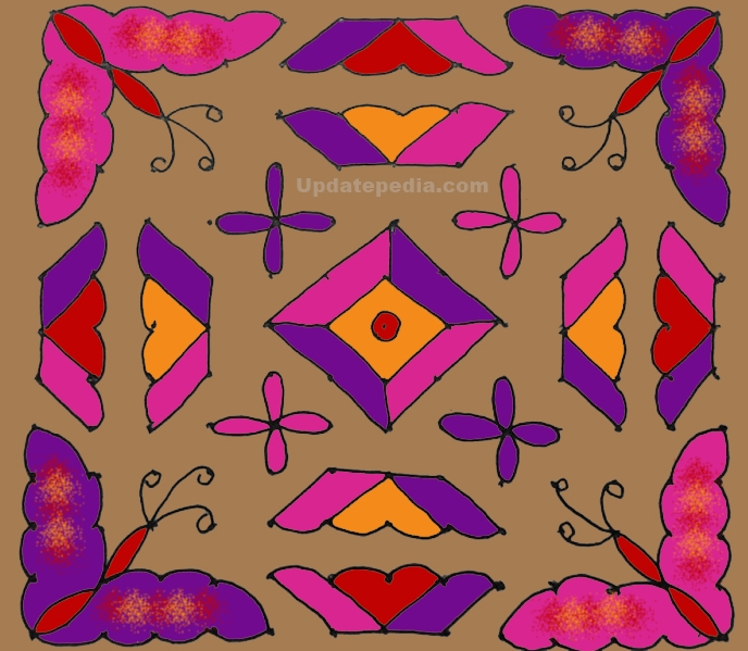 easy rangoli designs with dots step by step, rangoli designs with dots and line segments, easy rangoli designs for beginners, butterfly rangoli images, butterfly rangoli designs simple rangoli designs with dots easy rangoli designs with dots for beginners simple rangoli designs with dots for Diwali rangoli designs with dots images, butterfly rangoli with dots