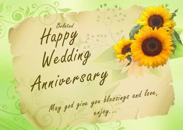 Happy【marriage anniversary status】in hindi