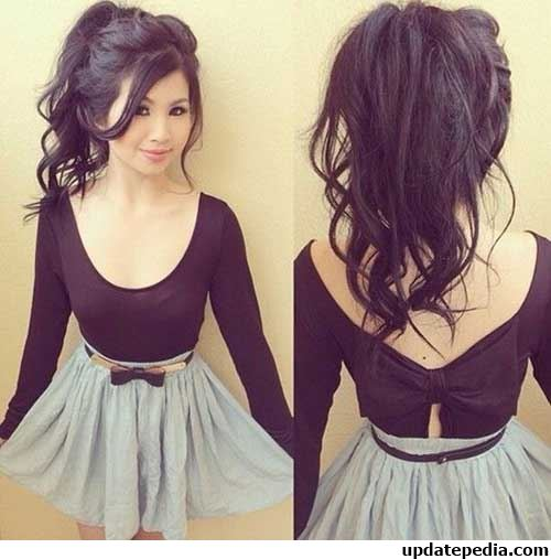 Simple Hairstyles For Long Hair simple hairstyles for long hair dailymotion Simple Hairstyles Wedding Hairstyles Bridal Hairstyles Easy Hair Style Long Hair Style Short Hair Hairstyles Bridal