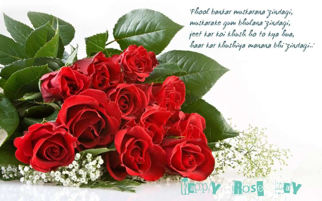 1000 happy rose day wishes greetings in hindi english happy rose day day wishes in hindi m4hsunfo