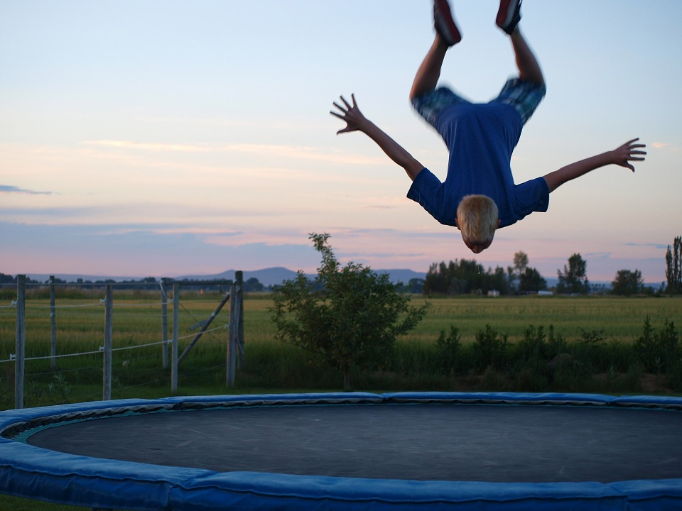 10 Benefits of Trampoline Workouts