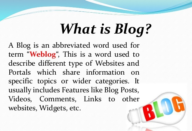 5 Secret Difference Between Blog and Website You Must Know