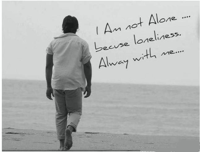 1000 feeling alone status in english very sad collection