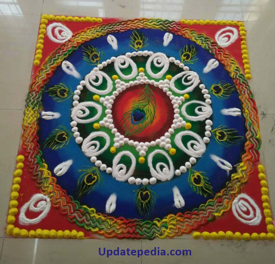 rangoli designs for diwali image download