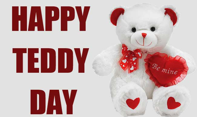 Happy Teddy Bear Day Shayari, SMS, Quotes in Hindi and English: