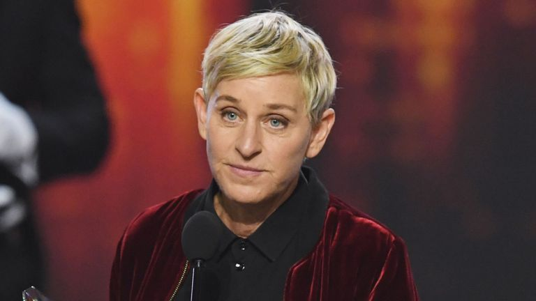Ellen DeGeneres Quotes Ellen DeGeneres Quotes From Seriously I'm Kidding Ellen DeGeneres Quotes Be Kind to One Another Ellen DeGeneres Quotes on Love Ellen DeGeneres Quotes about Yoga Ellen DeGeneres Quotes on Happiness Ellen DeGeneres Quotes on Dancing Ellen DeGeneres Quotes about Courage Funny Ellen DeGeneres Quotes Ellen DeGeneres Quotes Follow your Own Path Ellen DeGeneres Quotes on Beauty Ellen DeGeneres Quotes on Graduation Ellen DeGeneres Quotes about Laughter Ellen DeGeneres Quotes about Success Ellen DeGeneres Quotes about Kindness 30 + Ellen DeGeneres Quotes - Television Host & Producer Provides All Great Quotes by Ellen DeGeneres on Funny, Love, Success, Kindness, Happiness, Yoga, Happiness, Dancing, Beauty, Graduation, And So on.