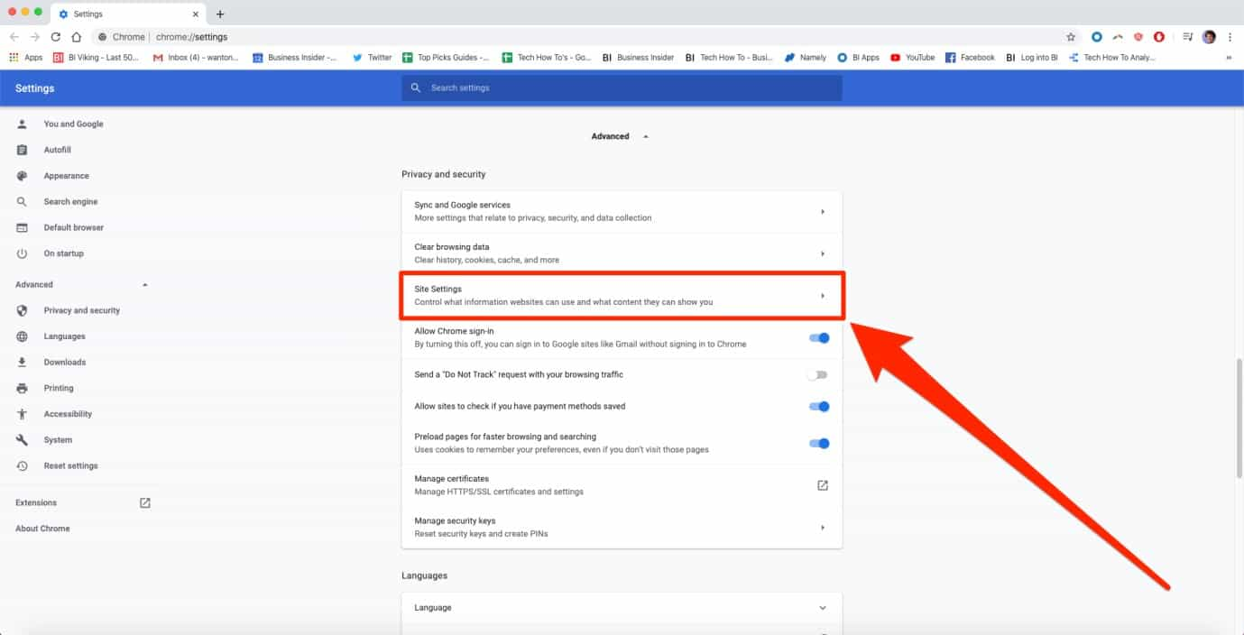 How To Block All Pop Up Ads On Chrome