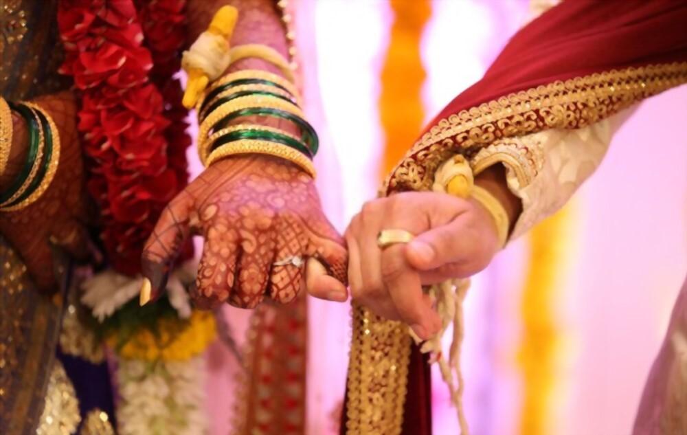 Marathi Sakharpuda - The Wedding Ritual in a Marathi Engagement Ceremony
